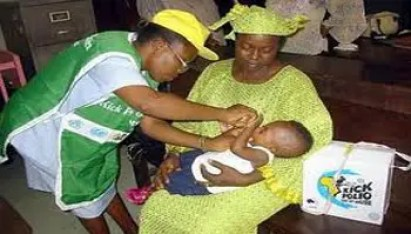 Adamawa recording few cases of rejection of polio vaccines ― Official