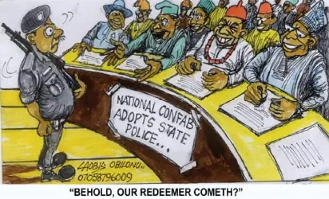CONFAB Obasanjo