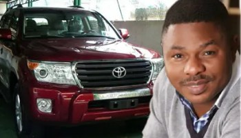 Image result for yinka ayefele car attacked during burial