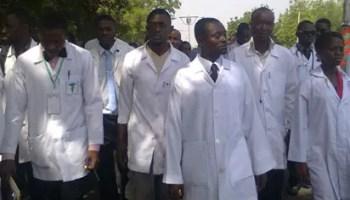 Doctors, Nigerian, NMA, strike, Ojukwu