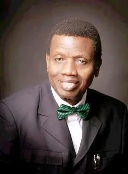 Pastor Adeboye declares 'holy war' against kidnappers