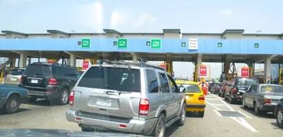 Lekki-Ikoyi tollgates Lagos