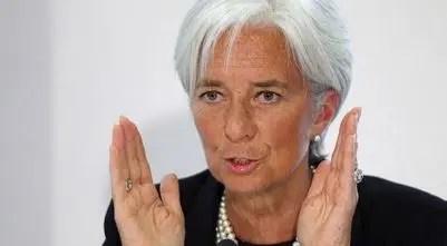 IMF, Lagarde