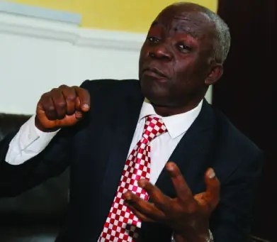Direct police, navy to publish names of all detainees,  Falana tells FG