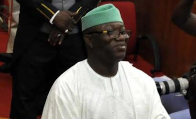 Fayemi, revenue