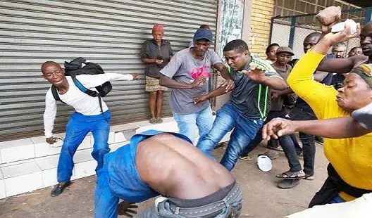 Xenophobic, Nigerians, killed, South Africa