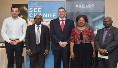 df45dd8a1 Essilor offers hope to 100m Nigerians living with eye disorders. On April  4, 2017 ...