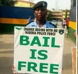 Lagos CP slams Policemen who collect money for bail - Vanguard