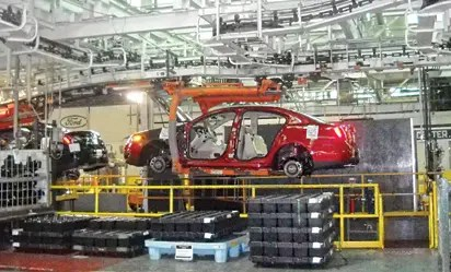 West Africa Automotive parts exhibition holds in Lagos