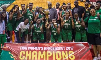 Nigeria's D'Tigress beat Senegal to win fourth AfroBasket title