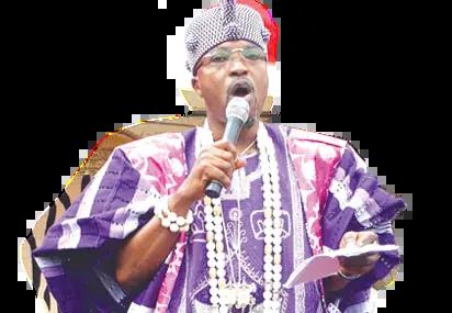 Oluwo, corruption, killing