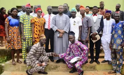 N-POWER management commends community project of volunteers