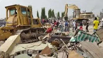 LASG commences demolition of illegal structures, motor parks o - Vanguard