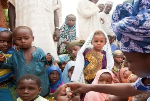 Polio, Nigeria, WHO