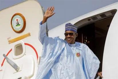 1999 constitution, Buhari, London trip, PDP