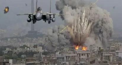 war jets, Israeli, Gaza