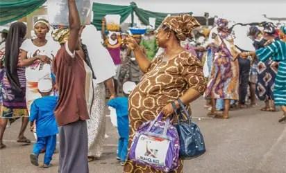 pregnant women, UKAid