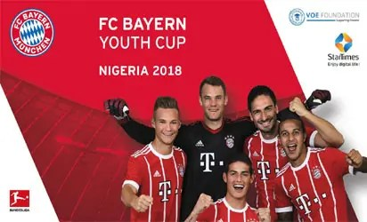 Bayern Youth Cup Tournament