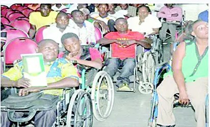 People with disability task traditional rulers on inclusiveness