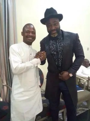 Harrysong, Ossai reunite, preaches peace between Ogbe-Ijaw/Aladja