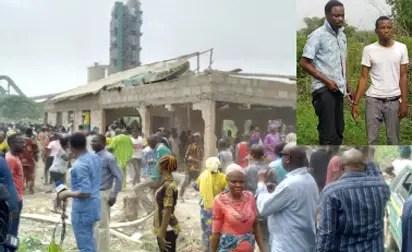 Ogun pastor beheads secret lover, buries body in Church