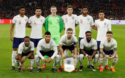f16e9beff44 Gareth Southgate has revealed Manchester United forward Jesse Lingard will  start for England in Saturday's friendly against Nigeria.
