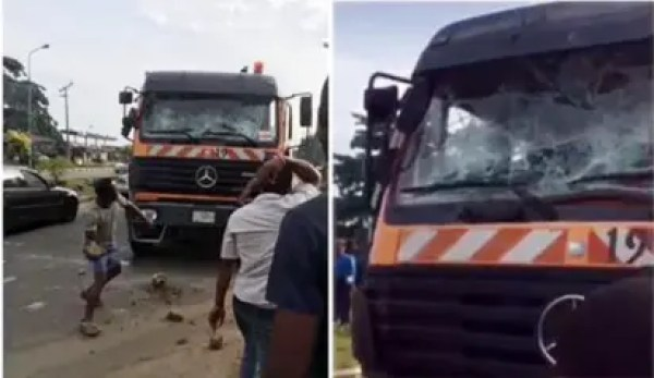 Truck crushes woman on Okada to death in Ogun