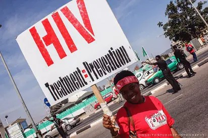 FG and dormancy of HIV/AIDS anti-discrimination law
