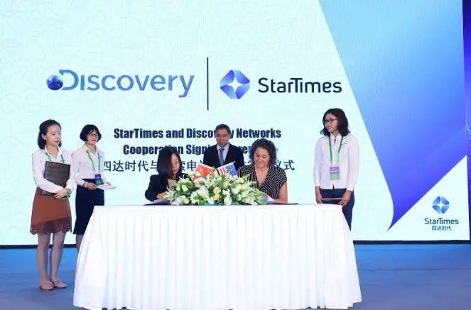 StarTimes signs broadcasting deal with Discovery, Fox