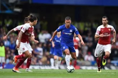 af3d931e0bf Gritty Torreira brings added steel to Arsenal - Vanguard News