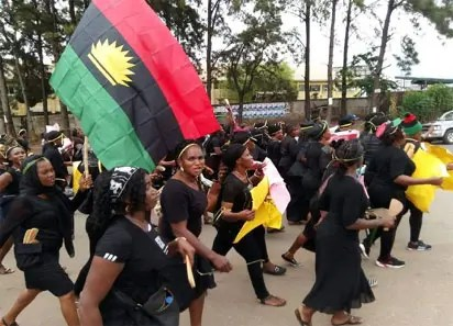 Thousands of pregnant  pro-Biafra women delivered in prison — INC
