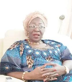 Dr. Mrs. Akon Eyakenyi