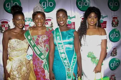 Odunlade, Mr  Real, others entertain at Glo 2018 Miss Ojude