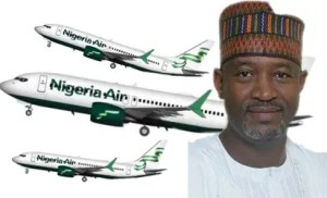 Nigeria air, Sirika, national carrier