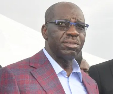 Godwin Obaseki's initiative to fix points of failure on roads kicks off