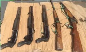 Firearms, factory