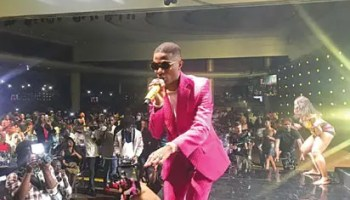 Wizkid's obsession with Tiwa Savage grows - Vanguard News