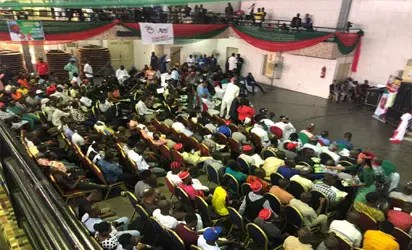 Youths urged  to embrace hard work, shun get rich quick syndrome
