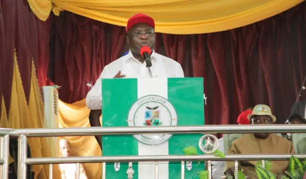 Why Gov Ikpeazu is yet to constitute cabinet – Appolos