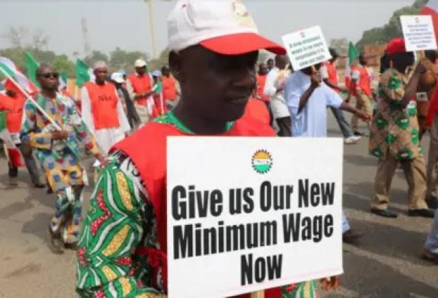 Minimum Wage, Buhari