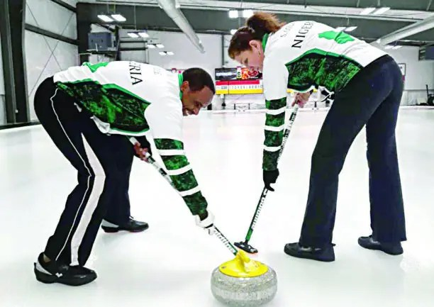 2022 Winter Olympics: Nigeria Curling team set to make