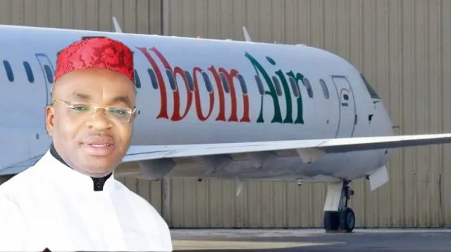 Image result for Ibom Air Commences Commercial Operations