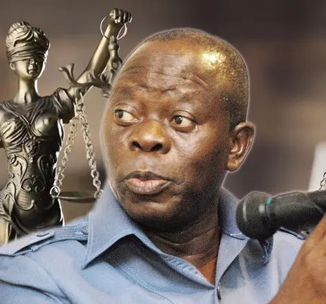 Corruption allegations : Court declines to order EFCC to try Oshiomhole