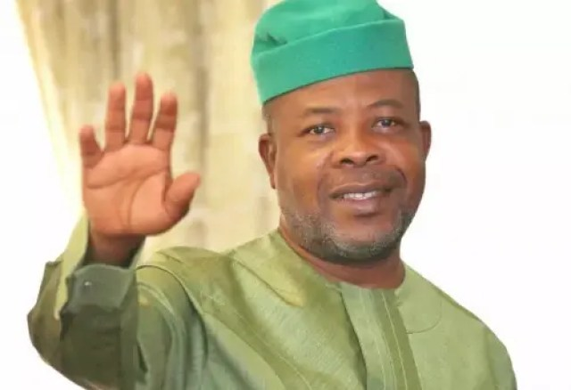 Ihedioha bans open defecation in Imo