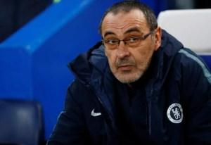 Sarri finally lands Juventus job, leaves Chelsea