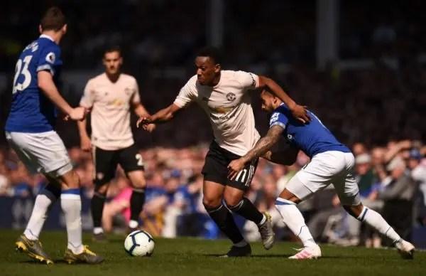 Everton vs Man United: Toffees too good '4' Solskjaer's ...