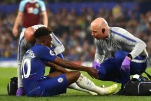 Chelsea, Hodson-Odoi, ruptured Achilles