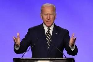 Joe Biden, US