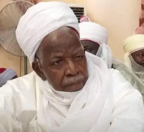 Buhari condoles with Justice Nasir family over son's death