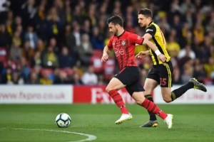 Shane Long, Southampton, Watford, Premier League